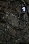 Rock Climbing Photo: Predator Wall at New Jack City