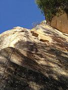 Rock Climbing Photo: Three Open Books.