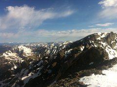 Rock Climbing Photo: North Arapaho Peak.