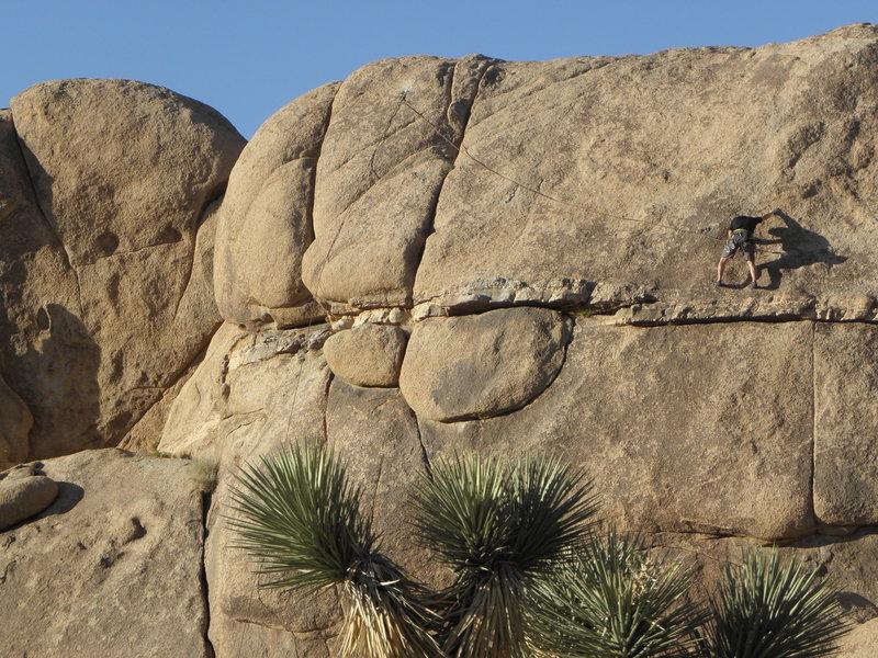 Rock Climbing Photo: For Paul