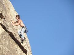Rock Climbing Photo: Tyler Gilson on For Paul.