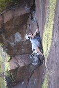 Rock Climbing Photo: one