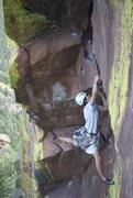 Rock Climbing Photo: two