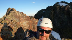 Rock Climbing Photo: I am the walrus.