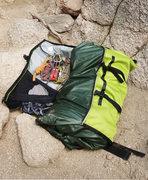 Rock Climbing Photo: Unroll it,...