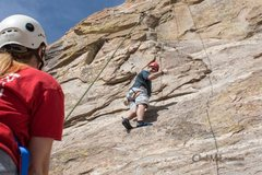 Rock Climbing Photo: Climb near Hitchcock