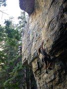 Rock Climbing Photo: Stamos