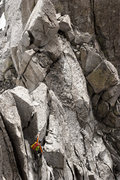 Rock Climbing Photo: Evo Traverse