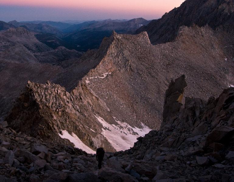Rock Climbing Photo: Haeckel