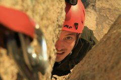 Rock Climbing Photo: So close, but not confident I could finish it.  JT...
