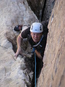 Rock Climbing Photo: Happy on a good day out