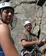 Rock Climbing Photo: Apparently photo time not photo time