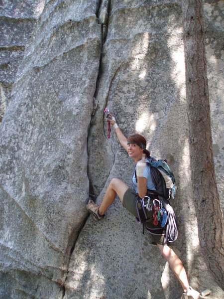 Rock Climbing Photo: Photo dedicated forevar and always to caughtinside