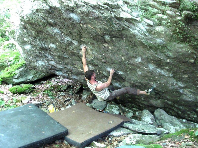 Rock Climbing Photo: Freedom Eagle