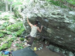 Rock Climbing Photo: Freedom Eagle