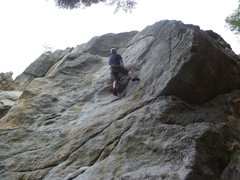 Rock Climbing Photo: Kevin midway.