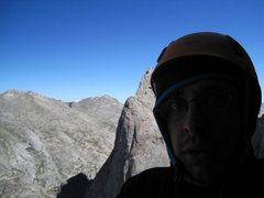 Rock Climbing Photo: terror