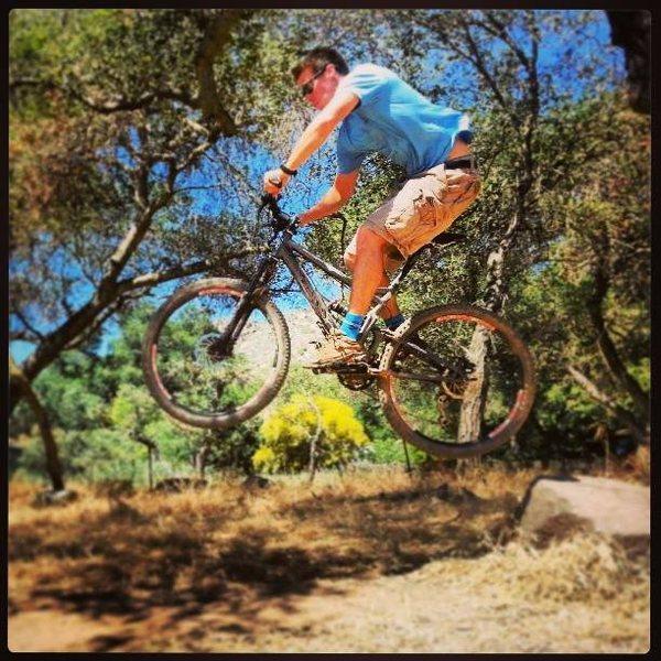Rock Climbing Photo: Me