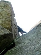 Rock Climbing Photo: Great Dihedral