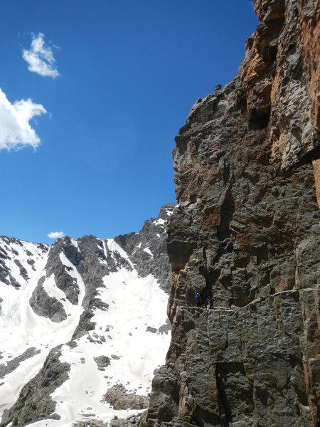 Rock Climbing Photo: Petit2.