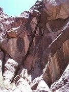 Rock Climbing Photo: Good Morning America, start