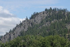 Rock Climbing Photo: The BookStore from the east