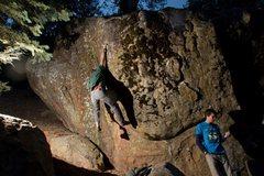 Rock Climbing Photo: Not Impressed