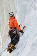 Rock Climbing Photo: @local ice crag.