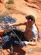 """""""where did you learn to coil a rope, dude?"""""""