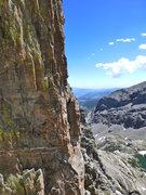 Rock Climbing Photo: Saber1.