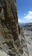 Rock Climbing Photo: Saber5.