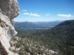 Rock Climbing Photo: Looking South from belay