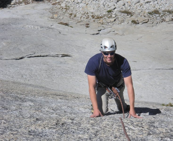 Tristan on pitch  1<br>