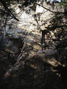Rock Climbing Photo: Trihardral