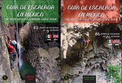 the new rock climbing guidebooks of Mexico. 130 areas included (sport,trad,multipitch,boulder,dws)