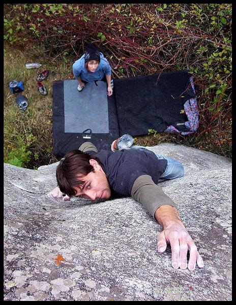 Rock Climbing Photo: Hike