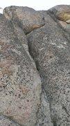 Rock Climbing Photo: Battle Crack