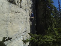 Rock Climbing Photo: Tha Shiznit, 5.11c
