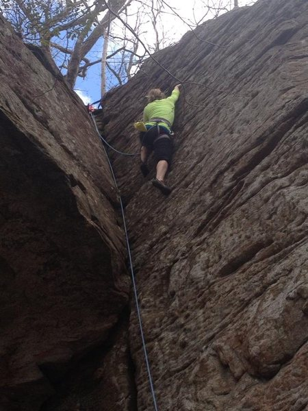 5.10b TR  Chatfield Hollow CT