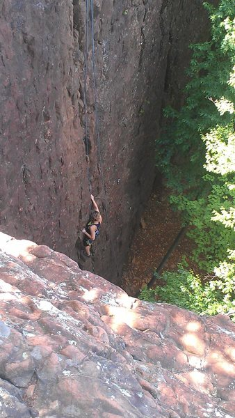 5.9+ Pinnacle Rock CT