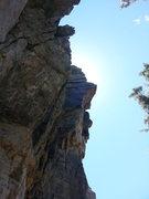Rock Climbing Photo: Soo good, best 5.12 at the Pool Wall!!!
