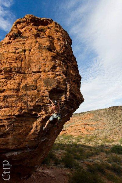 Rock Climbing Photo: director of human affairs
