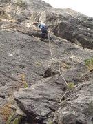 Rock Climbing Photo:  Frog Rock (October 2011)