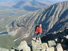 Rock Climbing Photo: Mt. Katadin - Summit