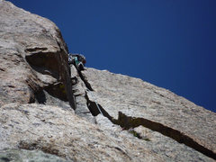 Rock Climbing Photo: Spearhead - East Prow