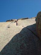 Rock Climbing Photo: Vedauwoo - Edwards Crack