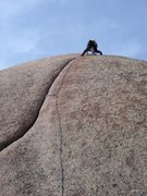 Rock Climbing Photo: Vedauwoo - Kims Crack