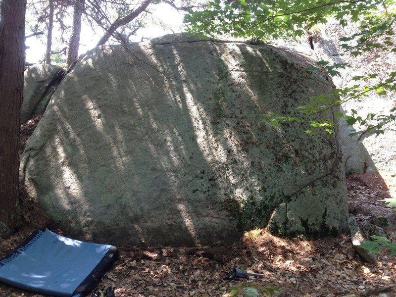 Rock Climbing Photo: STD Slab.
