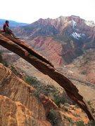 Rock Climbing Photo: TBTR