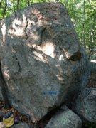 Rock Climbing Photo: Blaze boulder